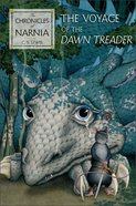 The Narnia #05: Voyage of the Dawn Treader (#05 in Chronicles Of Narnia Series) Hardback