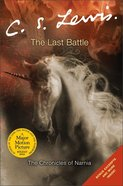 Narnia #07: The Last Battle (Adult Edition) Paperback