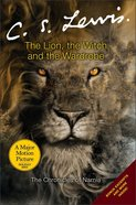 Narnia #02: Lion, the Witch and the Wardrobe, the (Adult Edition) Paperback