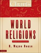 Charts of World Religions Paperback
