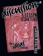 Ideas Library: Discussion & Lesson Starters Paperback