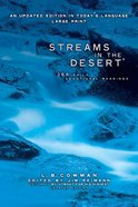 Streams in the Desert (Large Print) Paperback