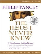 The Jesus I Never Knew (Curriculum Kit) Pack
