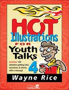 Hot Illustrations For Youth Talks 4 Paperback