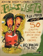 Junior High Talksheets Psalms and Proverbs Paperback