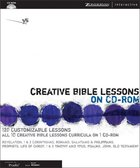 Creative Bible Lessons on CDROM Cd-rom