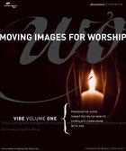 Moving Images For Worship Vibe (Vol 1) Cd-rom