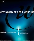 Moving Images For Worship Elements (Vol 1) Cd-rom