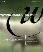 Moving Images For Worship Elements (Vol 4) Cd-rom