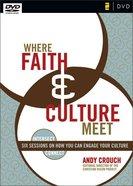 Where Faith and Culture Meet DVD (Dvd-rom) Dvd-rom