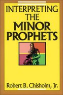Interpreting the Minor Prophets Paperback