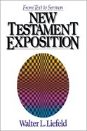 New Testament Exposition Paperback