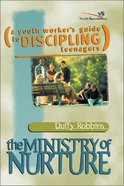 The Ministry of Nurture Paperback