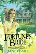 Fortune's Bride (#03 in Brides Of Montclair Series) Paperback
