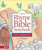 The Rhyme Bible Storybook For Toddlers Hardback