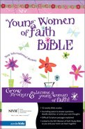NIV Young Women of Faith Paperback