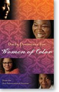 Daily Promises For Women of Color Mass Market