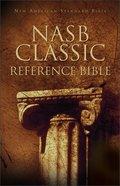 NASB Classic Reference Hardback