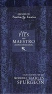 A Los Pies Del Maestro (At The Master's Feet) Paperback