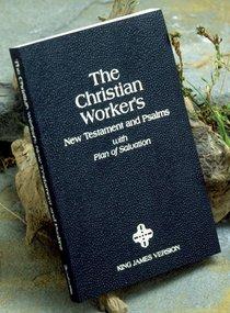 KJV Christian Worker New Testament & Psalms
