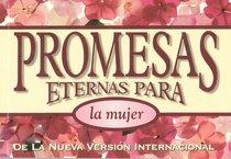 Promesas Eternas Para La Mujer (Bible Promises For Women)