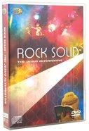 Rock Solid - the Jesus Alternative (Cdrom/Dvd Kit) (Oasis Curriculum Series) Pack