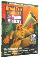 Great Talk Outlines For Youth Ministry Paperback