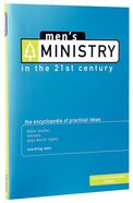Men's Ministry in the 21St Century Paperback