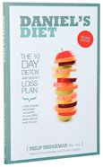 Daniel's Diet: 10 Day De-Tox and Weight Loss Plan Devised in Australia Paperback
