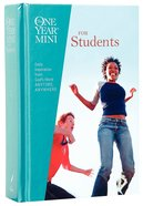 The One Year Mini For Students (One Year Minis Series) Hardback
