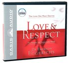 Love & Respect (Unabridged, 5 Cds) CD