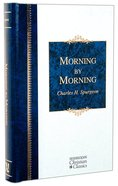 Morning By Morning (Hendrickson Christian Classics Series) Hardback