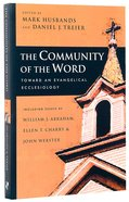 The Community of the Word Paperback
