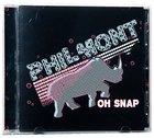Oh Snap Ep CD