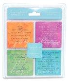 Inspirational Magnet Pack: Joy, Grace, Hope, & Peace Pack