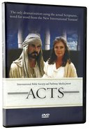 Acts (NIV Edition) (Previously Visual Bible) DVD