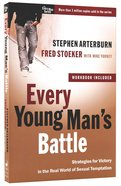 Every Young Man's Battle (Includes Workbook) (Every Man Series) Paperback