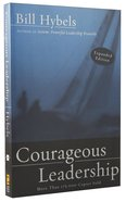 Courageous Leadership Paperback