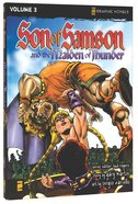 The Maiden of Thunder (Z Graphic Novel) (#03 in Son Of Samson Series) Paperback
