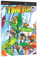 Tunnel Twist-Up (Z Graphic Novel) (#04 in Timeflyz Series) Paperback