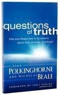Questions of Truth Paperback