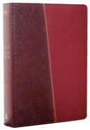NKJV Study Bible Burgundy (2nd Edition) Bonded Leather
