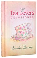 Tea Lover's Devotional Hardback