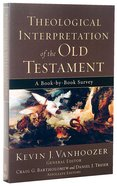 Theological Interpretation of the Old Testament Paperback