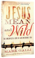 Jesus Mean and Wild Paperback