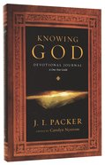 Knowing God: 365 Daily Readings (Devotional Journal) (365 Daily Devotions Series)