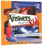 Answers Book For Kids #04: Sin, Salvation, and the Christian Life Hardback