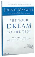 Put Your Dream to the Test Paperback