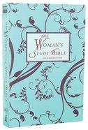 NKJV Woman's Study Bible Personal Size Paperback