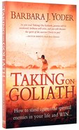 Taking on Goliath Paperback